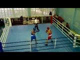 Город Балаклава,турнир сильнейших боксеров Украины 1997-1998,я в синем углу,1 место занял ..))